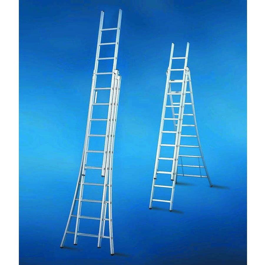 Ladders 2 en 3 delig Solide
