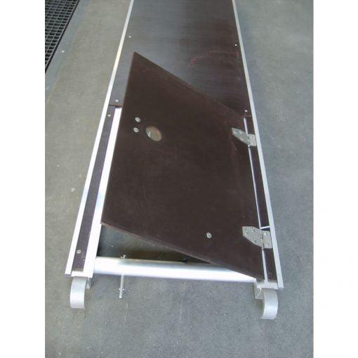 ASC Platform met luik
