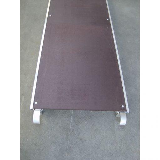 ASC Platform zonder luik