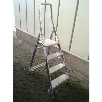 Verrijdbare trappen ABA