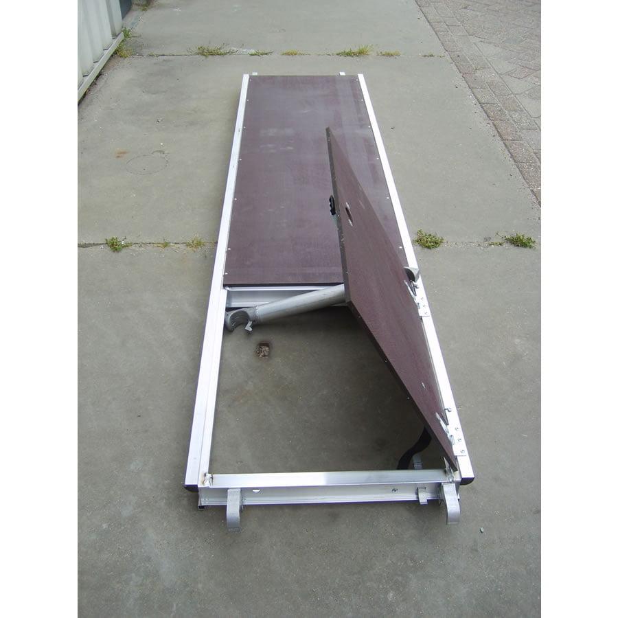 BoSS Platform met luik