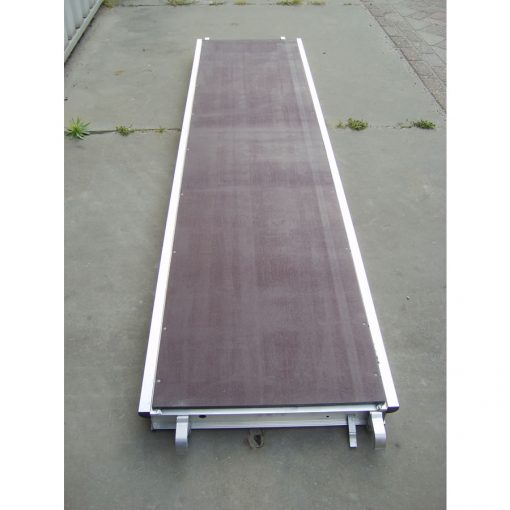 BoSS Platform zonder luik