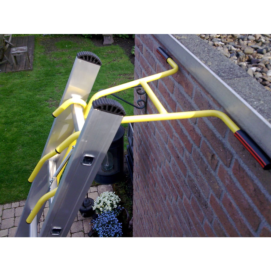 Ladderafhouder staal