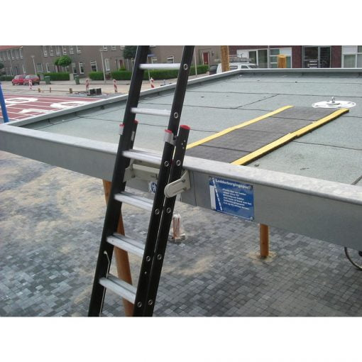 Ladderborgingspunt verstelbaar
