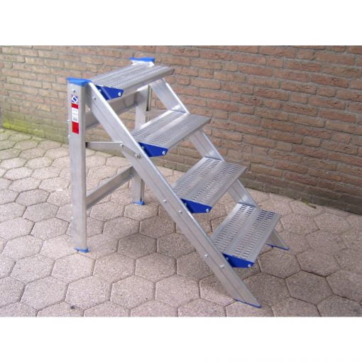 Montagetrap inklapbaar | donvangorp.nl