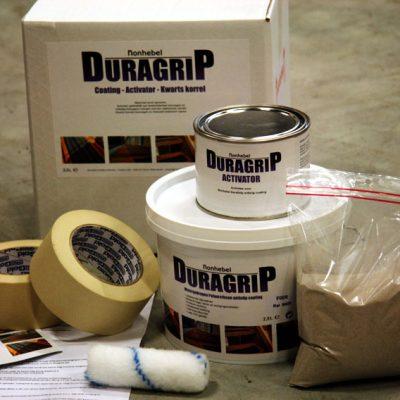 Duragrip antislip coating voor hardhout