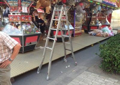 Don van Gorp Foute ladder 01