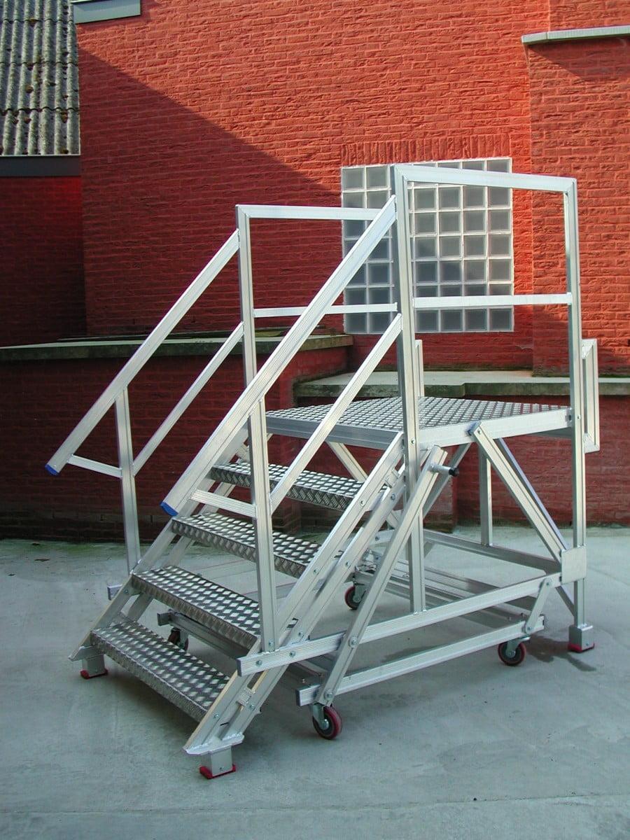 Maatwerken bij Don van Gorp Ladders en trappen, Goirle
