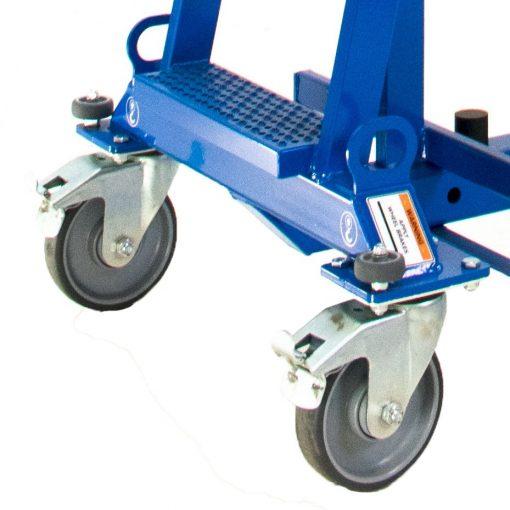 Ixolift 400 verstelbare werktrap