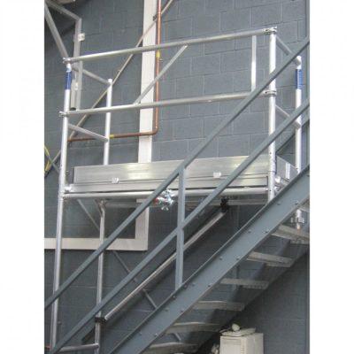 ASC Trapsteiger nu kunt u uw trapgat wel schilderen | donvangorp.nl