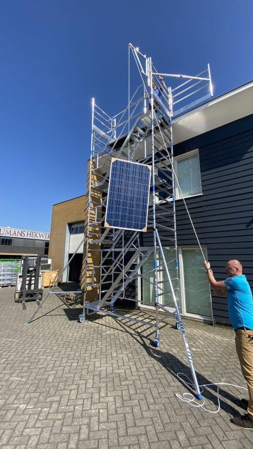 Don van Gorp Scaffold ASC Solar-1