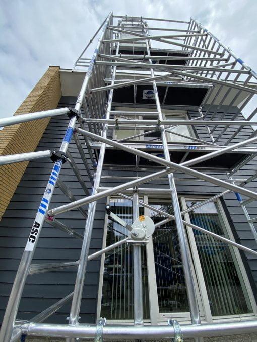 donvangorp.nl ASC Scaffold lift 04